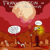 Frankenstein by Sit-by-Me-and-sea