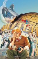 Jimmy Olsen's Big Week by dymartgd