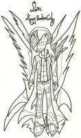 Saturn War Picture: Uncoloured by xxxBrokenSoulxxx