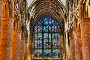 Gloucester Cathedral by sk8-element