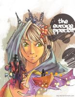 The Europe Special Cover by MaR-93