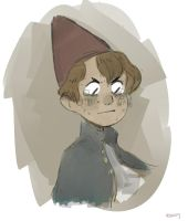 be strong, wirt by TropicalSodaPop