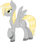 Did someone say sad derpy? by foxpocx