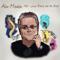 Alan Menken (for Music Collab) by jessiestory