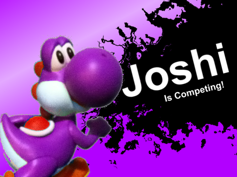 Joshi confirmed for smash! by StratMLP