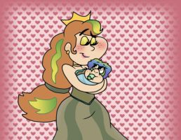Princess Kerina's Baby by Cookie-Lovey
