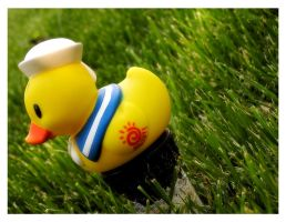 Rubber Duckie Your So Fine by WithinIllusion