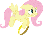 Fluttershy Being Chased by chanceH96