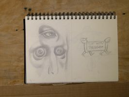 Sketches_Doodles_2015_2 by CiNiTriQs