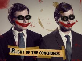 Dark Plight of the Conchords by ResidentofBoxFive