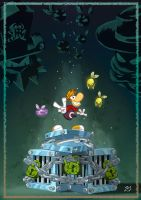 Rayman-Shadows of the past by yazal
