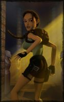 Tomb Raider Classic: The True Lara Croft by Irishhips