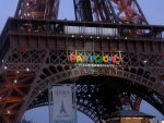 Eiffel Tower: olympic campaign by loverofbeauty