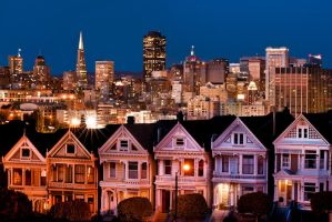 San Francisco, The Ladies by alierturk