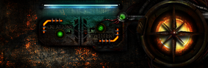 Underground Grunge Youtube Background WIP by RivalDesigns