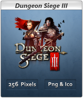 Dungeon Siege III - Icon by Crussong