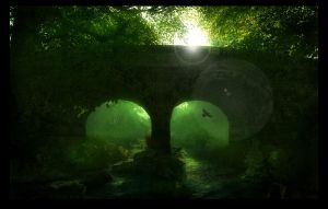 Under The Bridge by struckdumb
