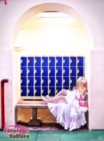 Chobits - Chii Alone by cosplayculture