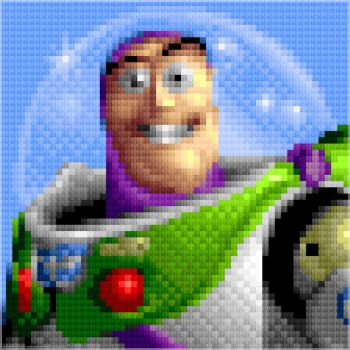 Toy Story - 10.000 views Zoom by TheoVision