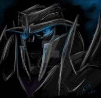 Megatronus. by NiGhT-sTaLkEr13