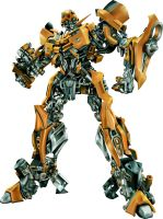Transformer Autobot  Bumblebee by wakdor