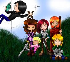 Our First DND Group ReVamped by nikkigurlie89