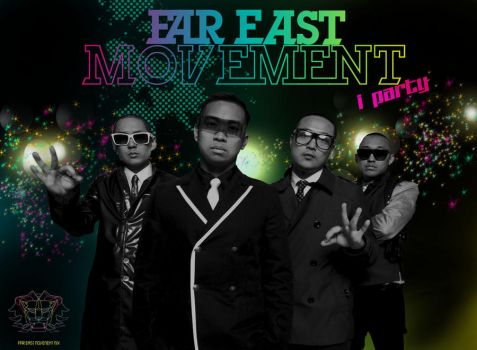 Far East Movement - I Party by AbangZam