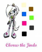 Chorus the Jindo Ref by SimplyCuddly
