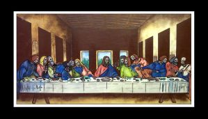 The Last Last Supper by Rippertoshreds