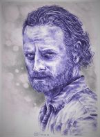 Andrew Lincoln by rejwen778