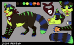 CE - Mutt Dog by Miffet