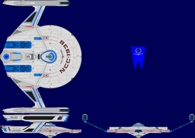 USS Peregrine Multi-View by captshade