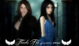 Thanks For 40,000 views by IamRinoaHeartilly
