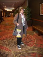 Animefest '12 - Dr. Whooves by TexConChaser