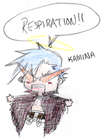 Kamina's Respiration by bad-exposition