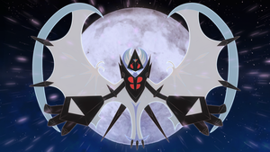 Ultra lunala wallpaper