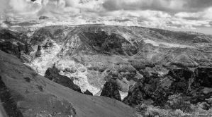 Waimea Canyon Panorama by ArthurRamsey