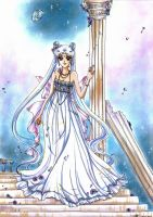 C: Princess Serenity by Toto-the-cat