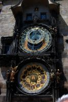 Astrological Clock HDR by johnwaymont