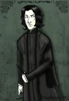 The Halfblood Prince by Magdaleina