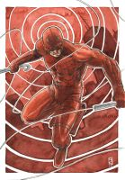 Daredevil once more... by NDemare