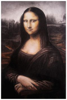 MONA LISA by DaveLopes