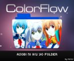 Colorflow Asobi ni Iku yo! by pierloc