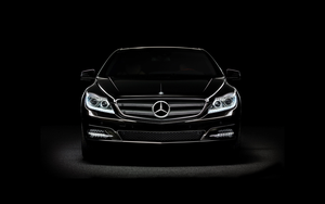 Mercedes CL 600 Front by Subwoover