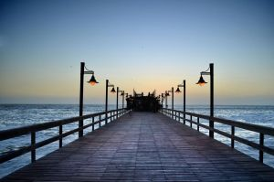 The Jetty II by suffer1