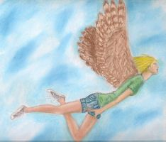 Maximum Ride- Contest Entry by Marissa-Emily