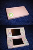 Pretty Pink DS by MagicalGirlYossy