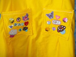 Butt pockets!! by Ceraine