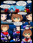 CCS: Sakura And Friends At The Aquarium Page 15 by Severflame