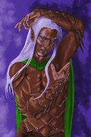 Drizzt Do' Urden by wraith2099